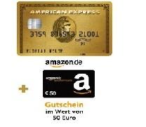 1 Jahr kostenlose + 50 € Amazon Gutschein